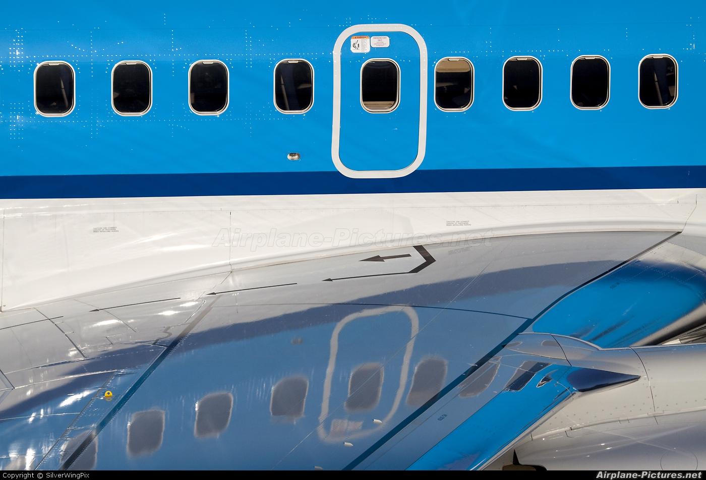 KLM PH-BGM aircraft at Amsterdam - Schiphol