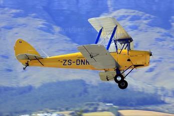 ZS-DNR - Private de Havilland DH. 82 Tiger Moth