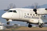 D-CIRK - Cirrus Airlines Dornier Do.328 aircraft
