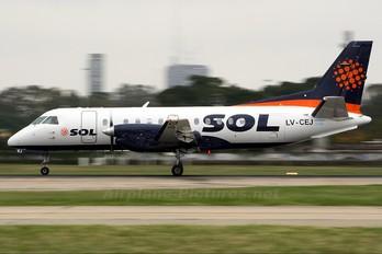 LV-CEJ - Sol Lineas Aereas SAAB 340