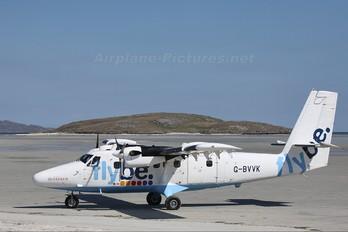 G-BVVK - FlyBe - Loganair de Havilland Canada DHC-6 Twin Otter