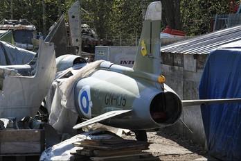 GN-105 - Finland - Air Force Folland Gnat (all models)
