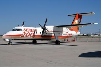 C-GGMP - Bombardier de Havilland Canada DHC-8-200Q Dash 8