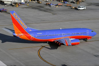 N286WN - Southwest Airlines Boeing 737-700