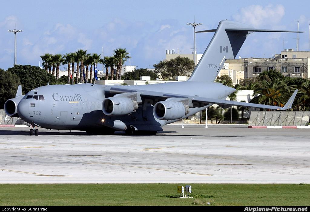 Canada - Air Force 177702 aircraft at Malta Intl