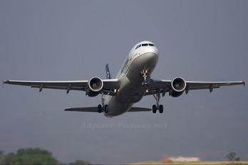 N213MX - Mexicana Airbus A320