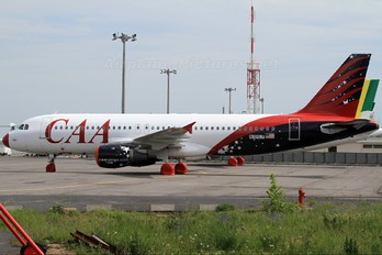 N101LF - CAA - Compagnie Africaine d'Aviation Airbus A320