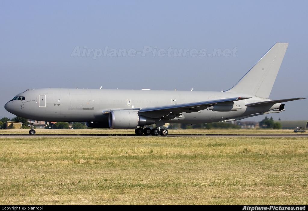 Italy - Air Force MM62229 aircraft at Verona - Villafranca