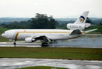 N305FE - Cielos Cargo McDonnell Douglas DC-10F