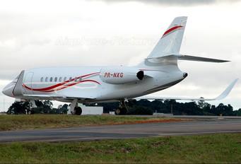 PR-NXG - Private Dassault Falcon 2000LX