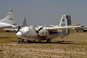 146038 - USA - Navy Grumman C-1A Trader