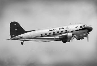 ZS-DIW - Phoebus Apollo Aviation Douglas DC-3