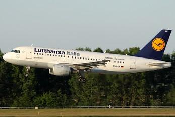 D-AILF - Lufthansa Italia Airbus A319