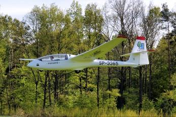 SP-3365 - Aeroklub Białostocki PZL SZD-50 Puchacz