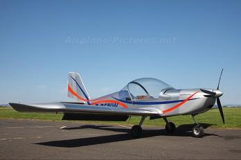 G-CFNW - Scottish Aero Club Evektor-Aerotechnik EV-97 Eurostar
