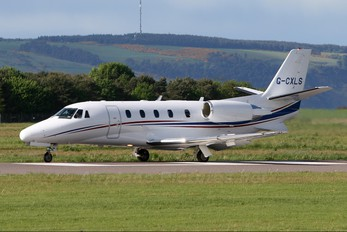 G-CXLS - Aviation Beauport Cessna 560XL Citation Excel