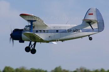 SP-WOU - PZL Mielec Antonov An-2