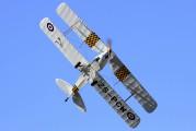ZS-PCW - Private de Havilland DH. 82 Tiger Moth aircraft