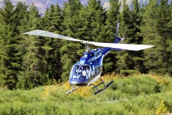 ZS-HUC - Base 4 Bell 206B Jetranger