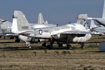 151568 - USA - Navy Grumman KA-6D Intruder