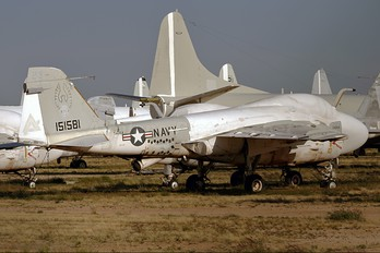 151581 - USA - Navy Grumman KA-6D Intruder