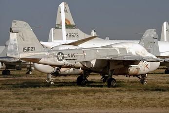 151827 - USA - Navy Grumman KA-6D Intruder