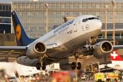 D-ABIR - Lufthansa Boeing 737-500 aircraft