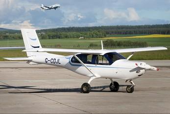 G-CDJL - Private Jabiru J400