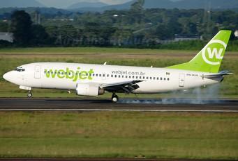 PR-WJH - WebJet Linhas Aéreas Boeing 737-300
