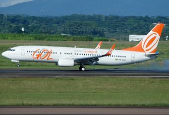 PR-GGO - GOL Transportes Aéreos  Boeing 737-800