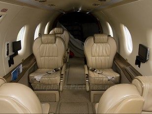 VP-CPX - Private Pilatus PC-12