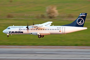 YR-ATI - Tarom ATR 72 (all models)