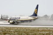 EI-DYS - Ryanair Boeing 737-800 aircraft