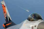 J-055 - Netherlands - Air Force General Dynamics F-16A Fighting Falcon aircraft