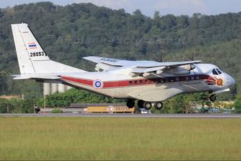 28053 - Thailand - Police Casa CN-235
