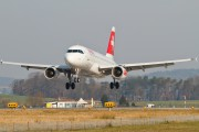 HB-IPR - Swiss Airbus A319 aircraft