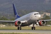 LN-RPK - SAS - Scandinavian Airlines Boeing 737-700 aircraft