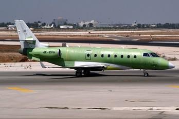 4X-CVG - Israel Aircraft Industries Israel IAI 1126 Gulfstream G200 Galaxy