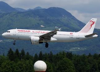 TS-IMI - Tunisair Airbus A320