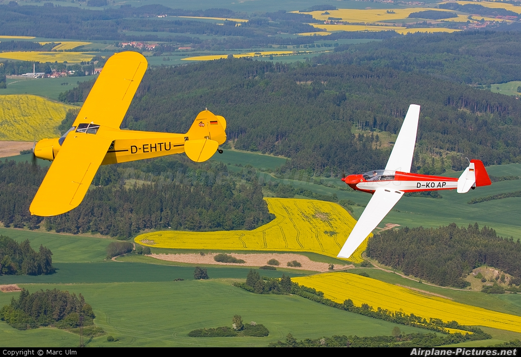 Private D-EHTU aircraft at In Flight - Czech Republic