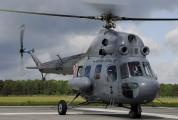 5245 - Poland - Navy Mil Mi-2 aircraft