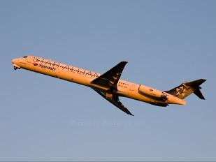 EC-GQG - Spanair McDonnell Douglas MD-83
