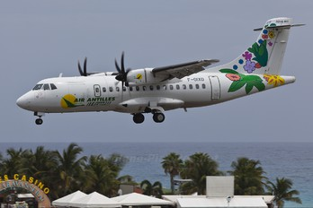 F-OIXD - Air Antilles Express ATR 42 (all models)