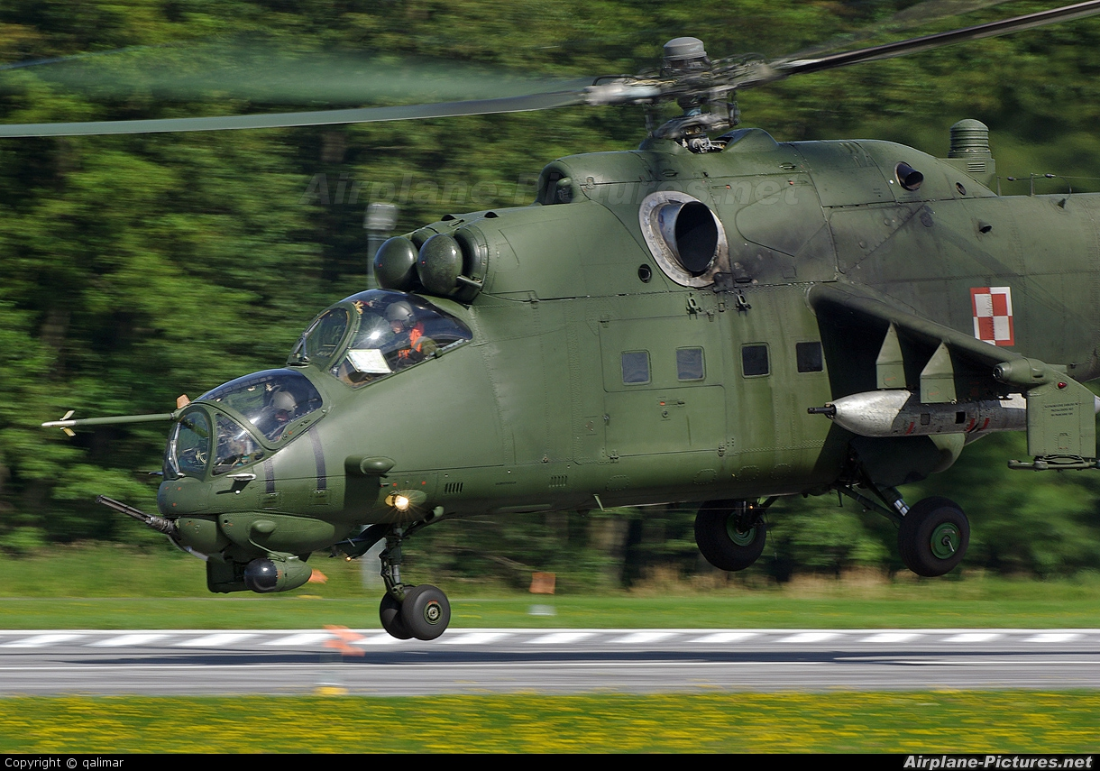 Poland - Army 735 aircraft at Undisclosed location