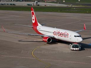D-ABAR - Air Berlin Boeing 737-800