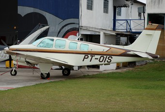 PT-OIS - Private Beechcraft 35 Bonanza V series