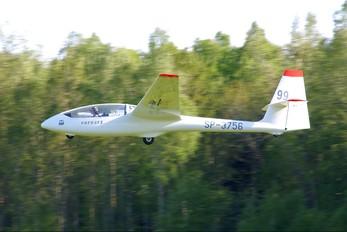SP-3765 - Aeroklub Białostocki PZL SZD-50 Puchacz
