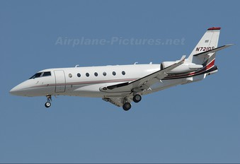 N721QS - Private Gulfstream Aerospace G200