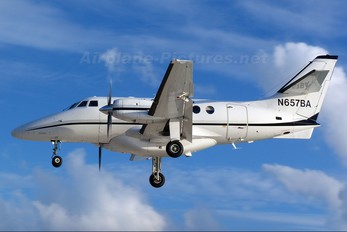 N657BA - BVI Airways Scottish Aviation Jetstream 31