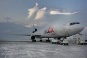 N598FE - FedEx Federal Express McDonnell Douglas MD-11F aircraft